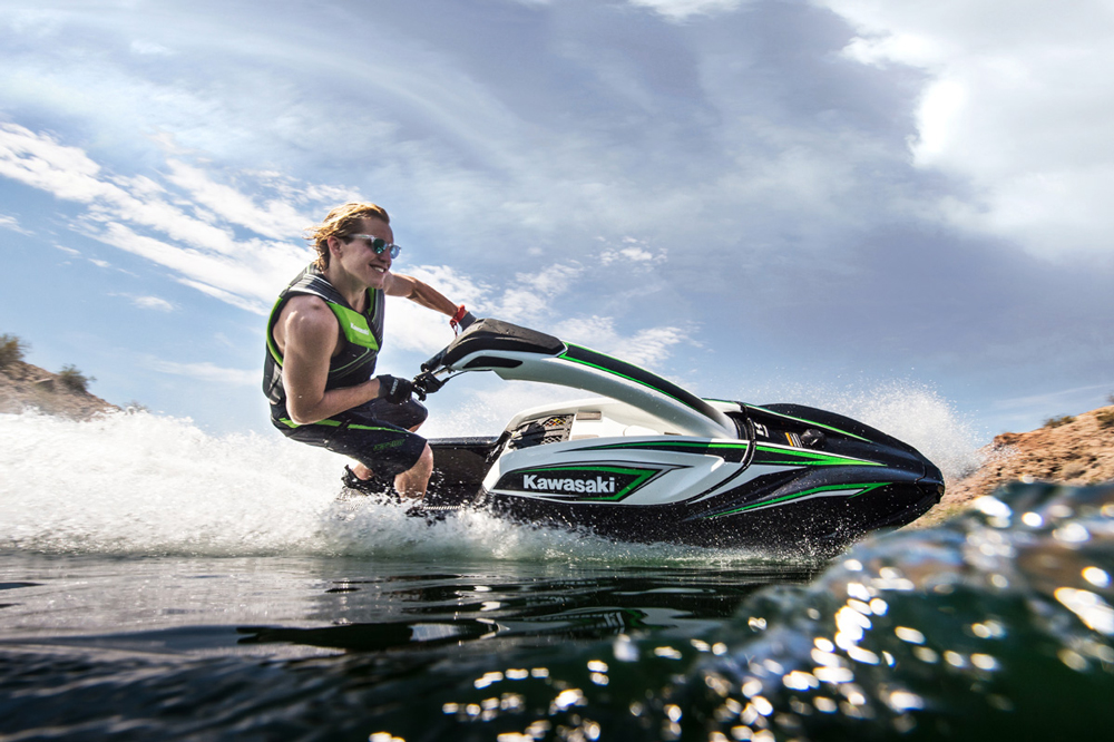 Kawasaki rejoining the standup PWC fray is big news. Much of the industry, and the consumer market, have their curiosity peaked by the 2017 Jet Ski SXR.