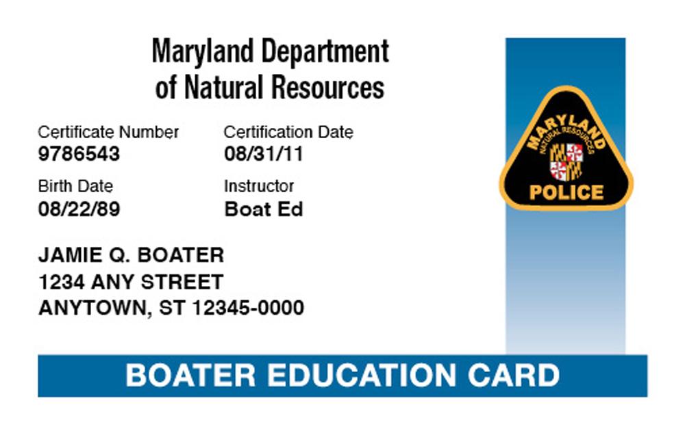 Boating License thumbnail