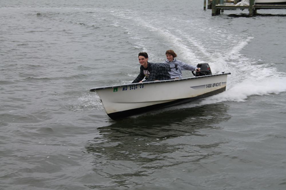 tiller steer outboard