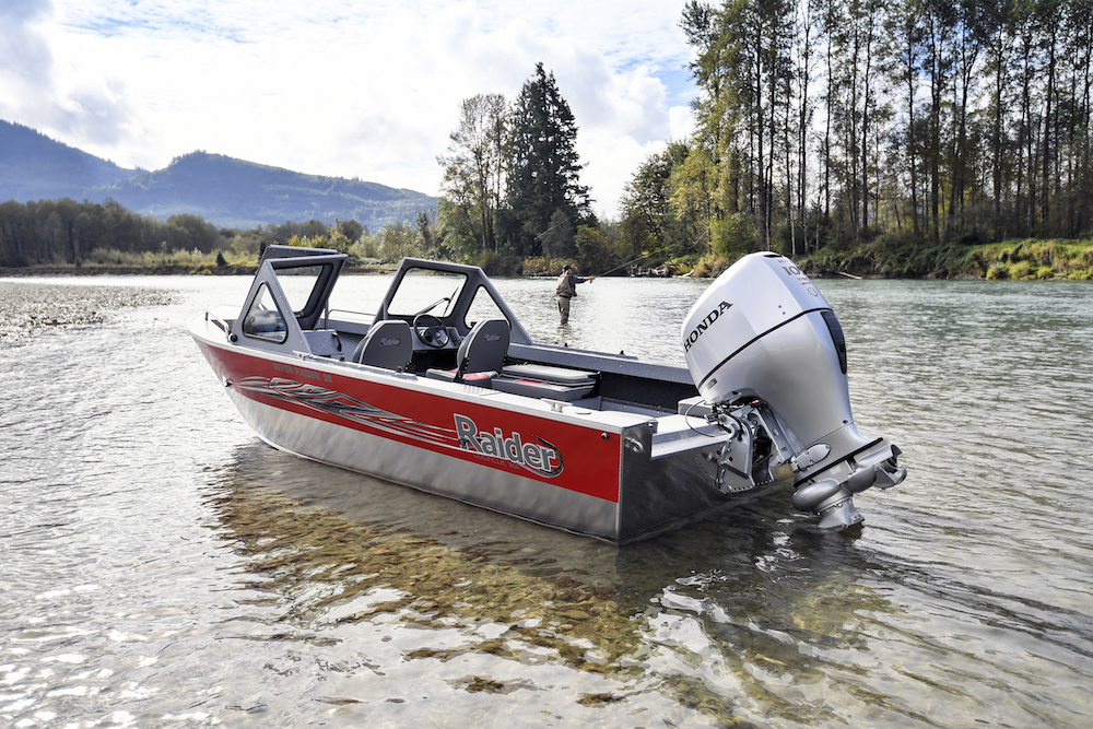 Honda Marine Introduces Three New Jet-Drive Outboard Models