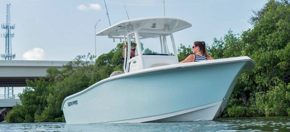 Sea Pro center consoles will enhance FB Marine Group's existing center console offerings.