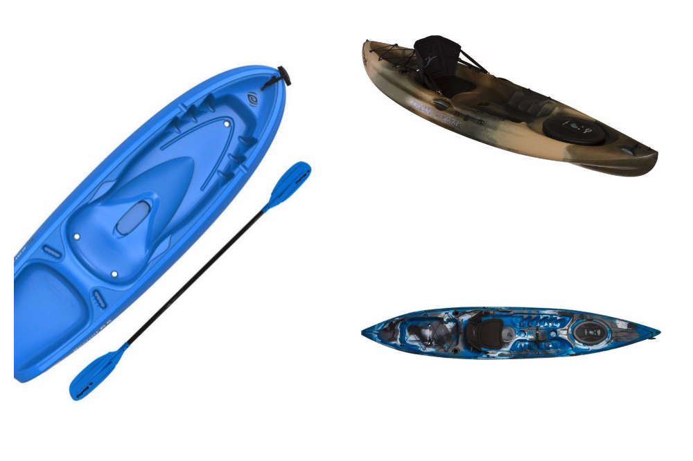 Dick's Sporting Goods has number of kayaks on sale for Black Friday, including different brands, sizes and style. Learn more at Dick's Sporting Goods.