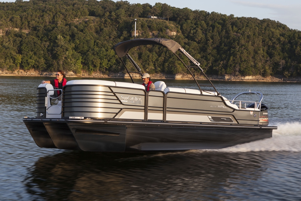Popular Pontoon Boats Boatscom