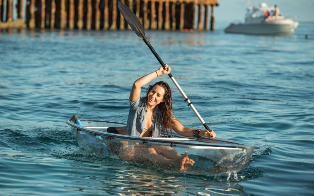 Crystal Kayak Explorer