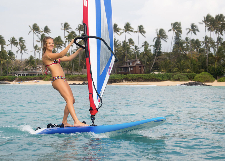 how to windsurf