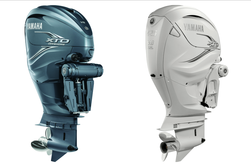 yamaha XTO offshore outboard
