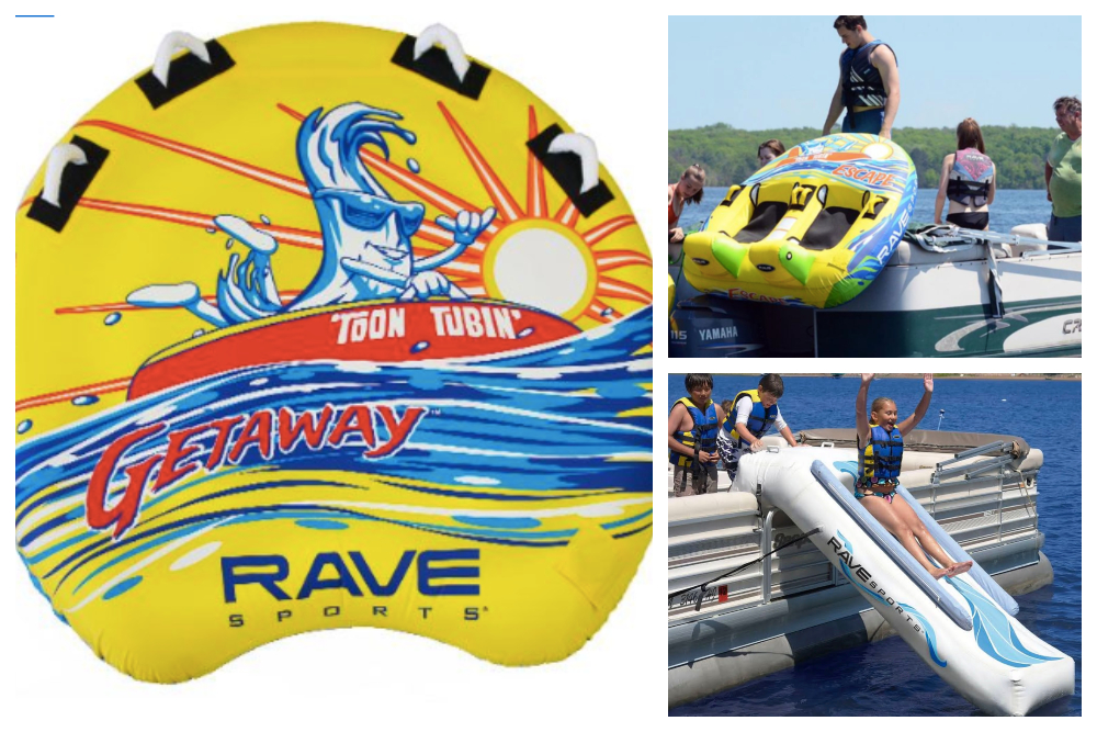 Must-Have Water Toys for Your Pontoon Boat