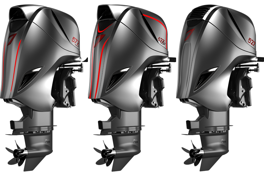Seven Marine Expands and Refines its Outboard Line