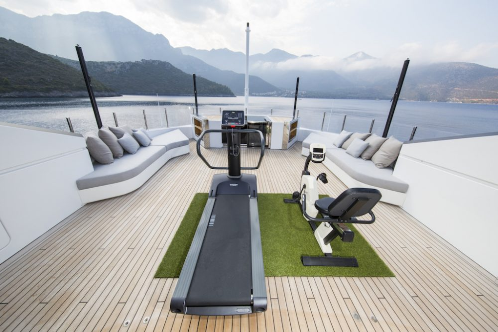 Celebrity-Inspired Workouts to Do Aboard Your Yacht