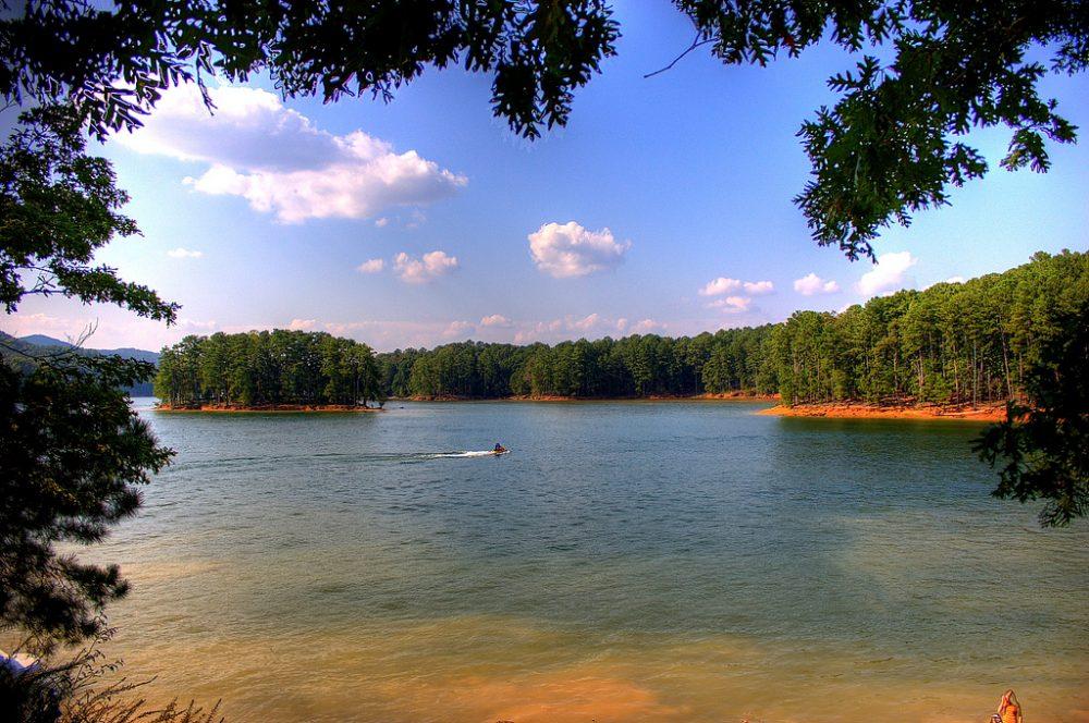 Lake allatoona ga