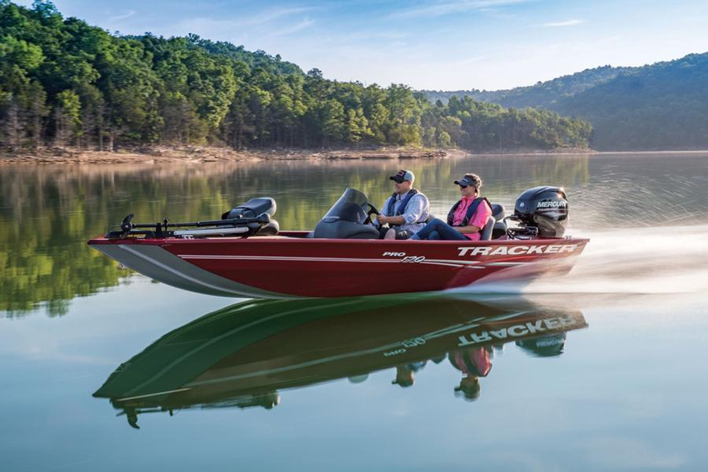 Small Fishing Boats: What Are Your Options? - boats.com