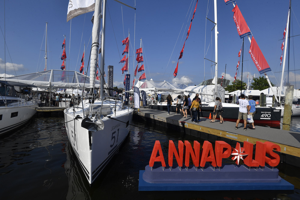 2018 Annapolis Sail and Powerboat Shows: A Gateway into the Boating Lifestyle