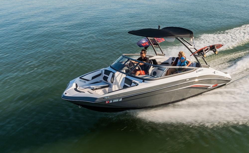 New Yamaha AR195 Sport Boat Review thumbnail