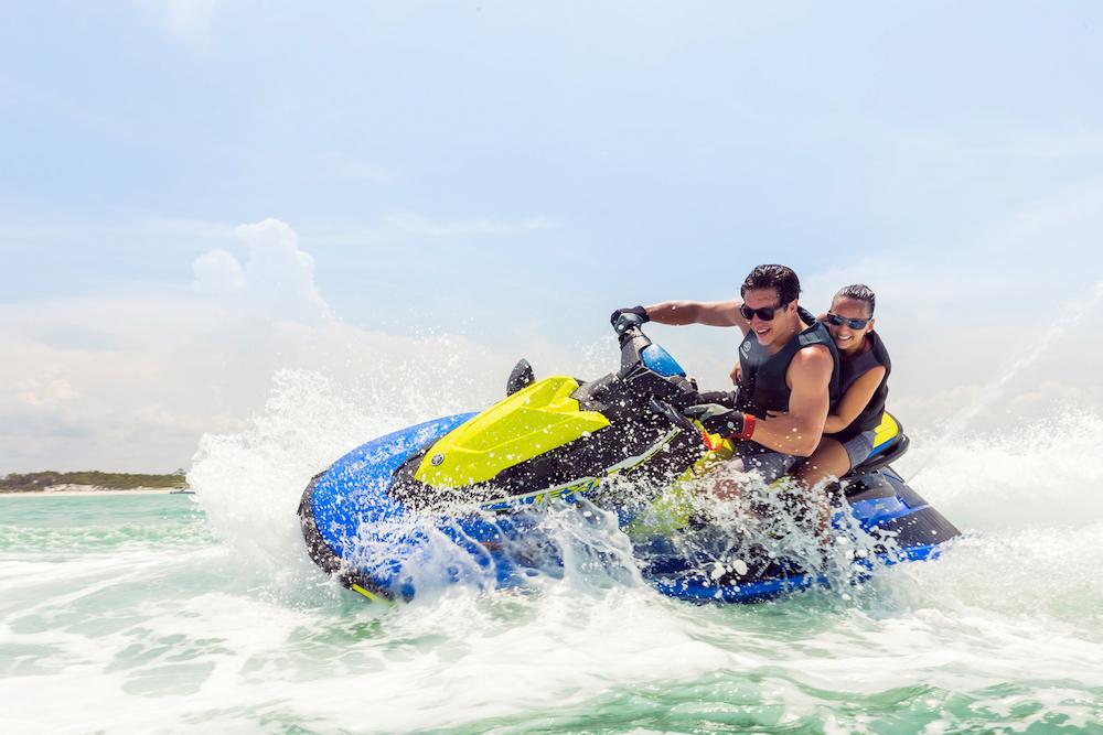 Yamaha WaveRunner EXR Offers Entry-Level Performance thumbnail