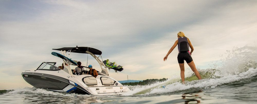 All-New Yamaha WakeBoost Package Introduced for 21- and 24-foot Models