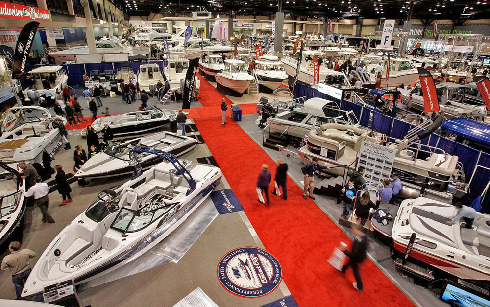 Le guide ultime du salon nautique US