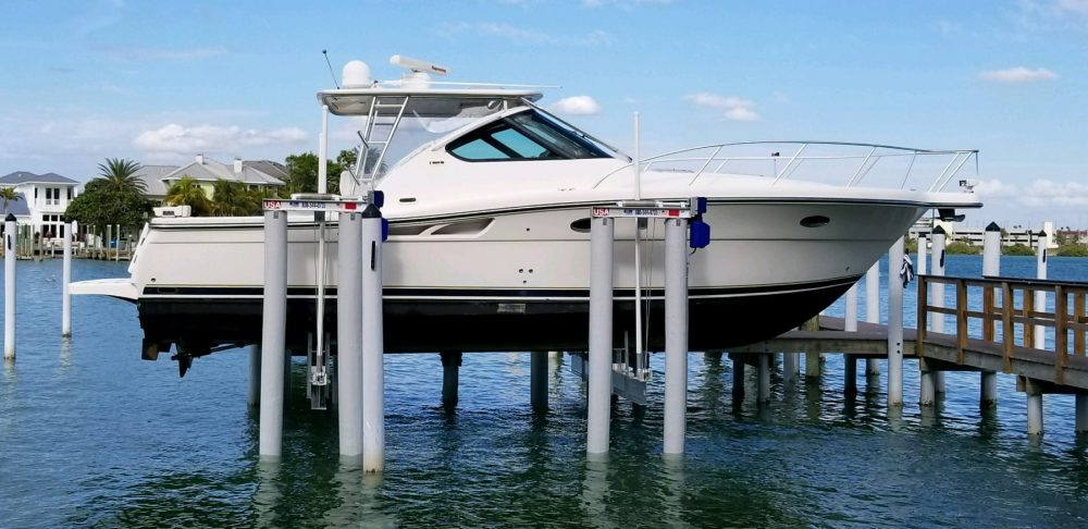 Boat Lifts: Options, Maintenance, Repairs