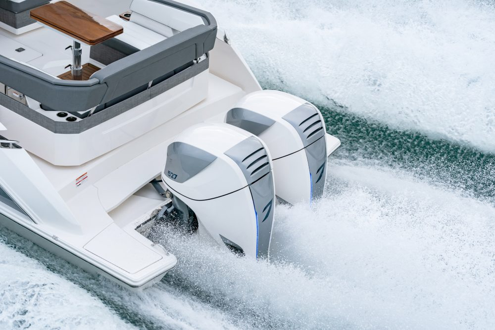 Seven Marine Adds DuoProp Option and Volvo Penta Vessel Control Features thumbnail