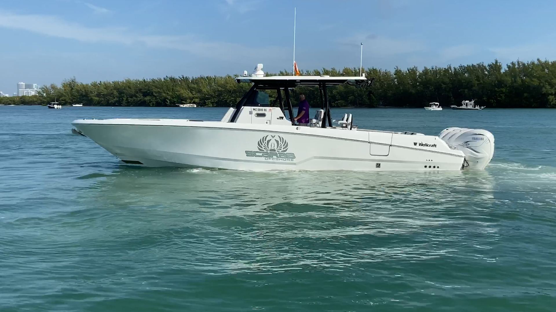 Wellcraft 402 Fisherman Center Console Boat Review