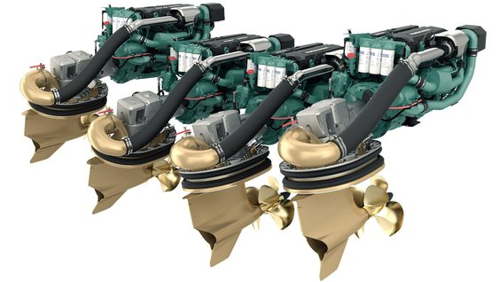 Volvo Penta IPS Propulsion System