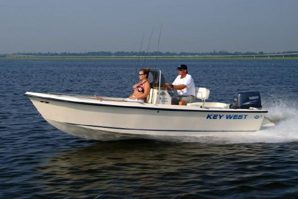 Key West 1720 Sportsman Center Console Boat Review thumbnail