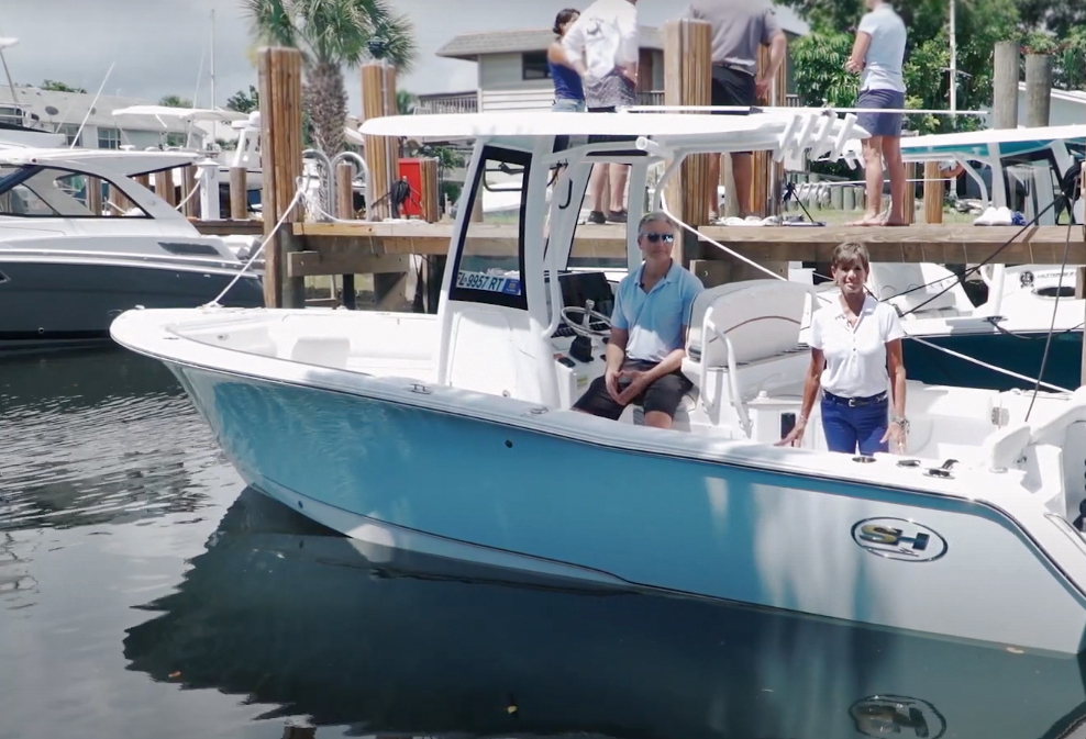 Sea Hunt 239 Ultra Center Console Boat SE Review thumbnail