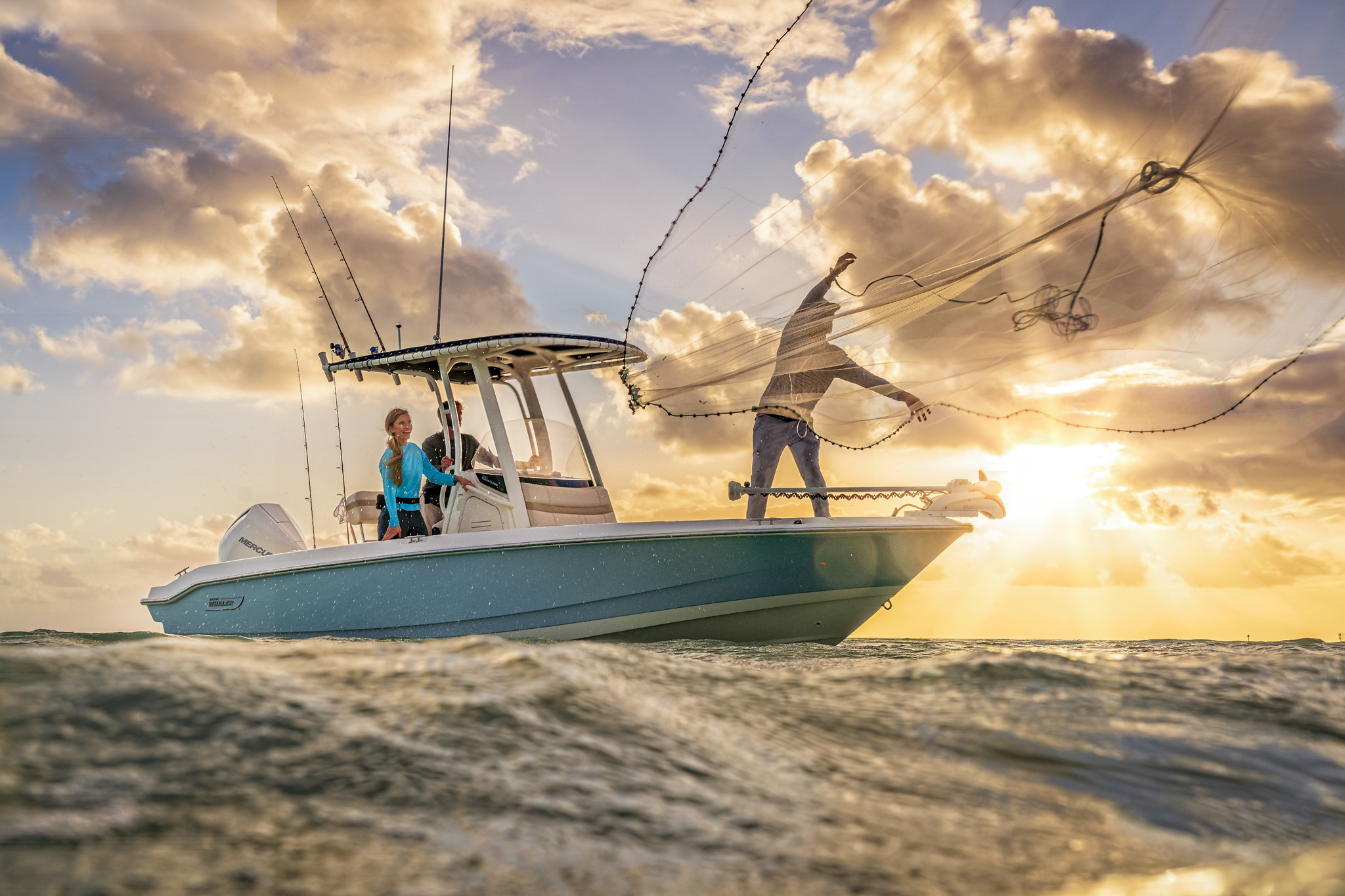 Newly Redesigned 2021 Boston Whaler 220 Dauntless thumbnail