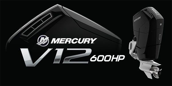 Mercury Introduces 600HP V12 Verado Outboard Engine thumbnail