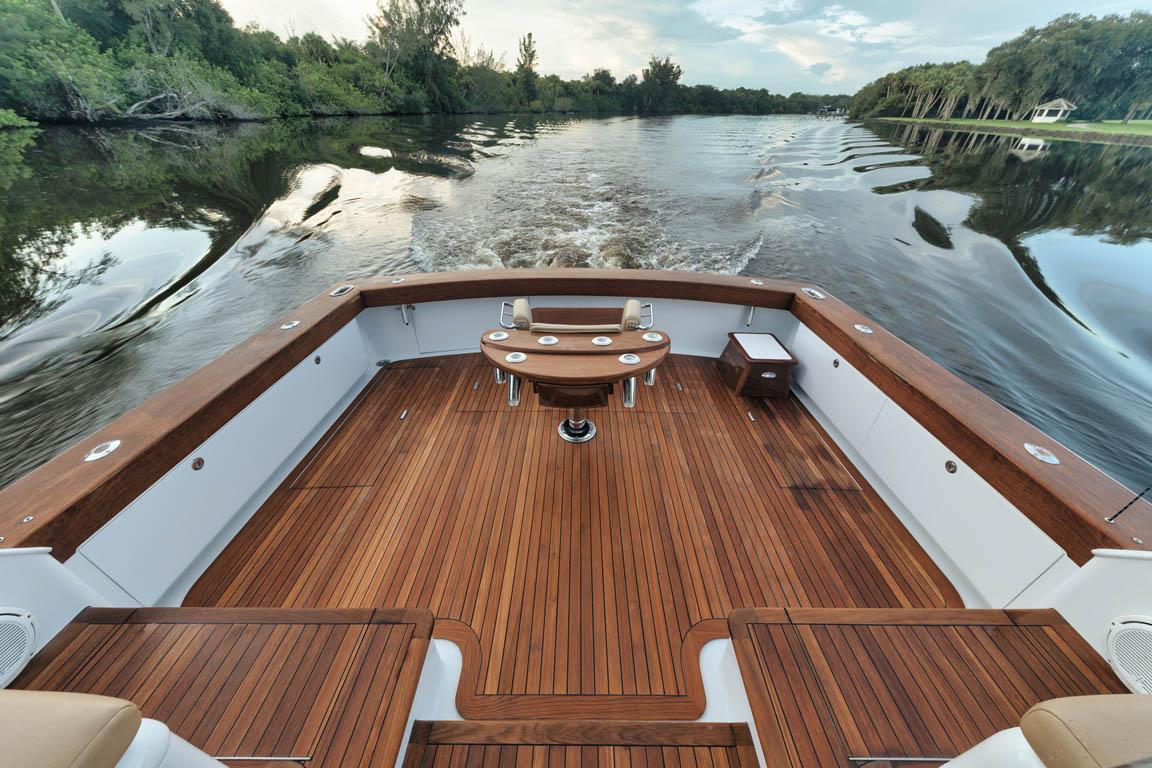 Modern Boat Deck Design In 2021