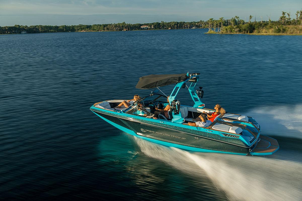 2021 Super Air Nautique GS22E Tow Boat Review thumbnail