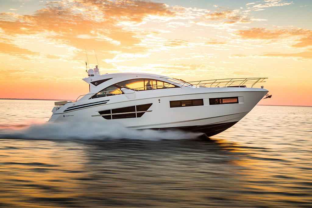 MarineMax Acquires Cruisers Yachts, Plans To Expand Line-Up thumbnail