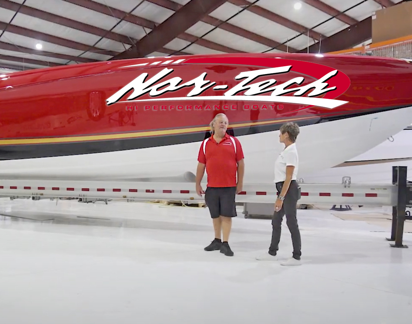 Factory Fridays: Behind Nor-Tech's Trendsetting High Performance Boats thumbnail