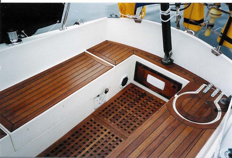 Teak Wood Care: Boat Maintenance Tips For Wood Decks And Trim