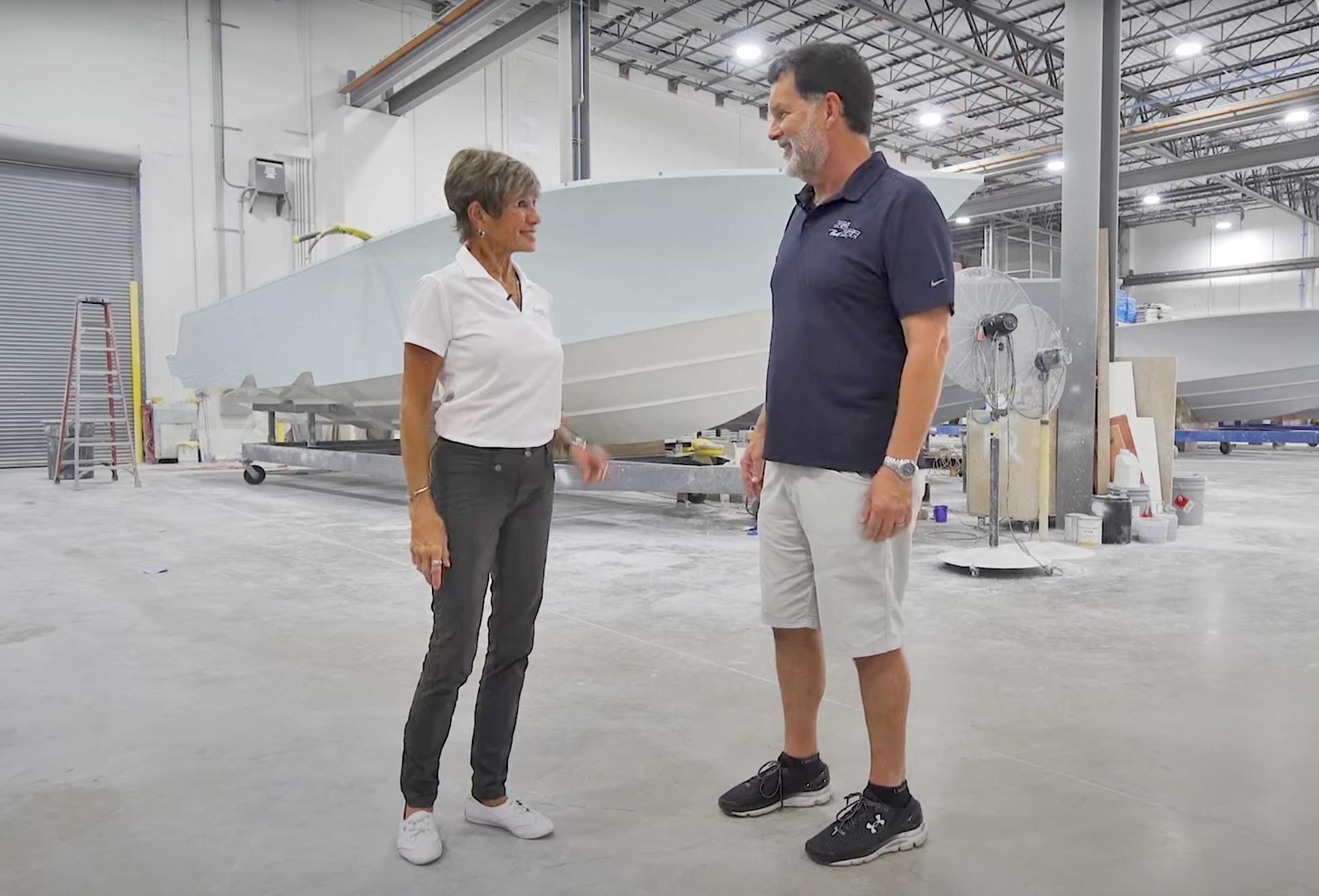 Factory Fridays: SeaVee Boats Award-Winning Construction Process thumbnail