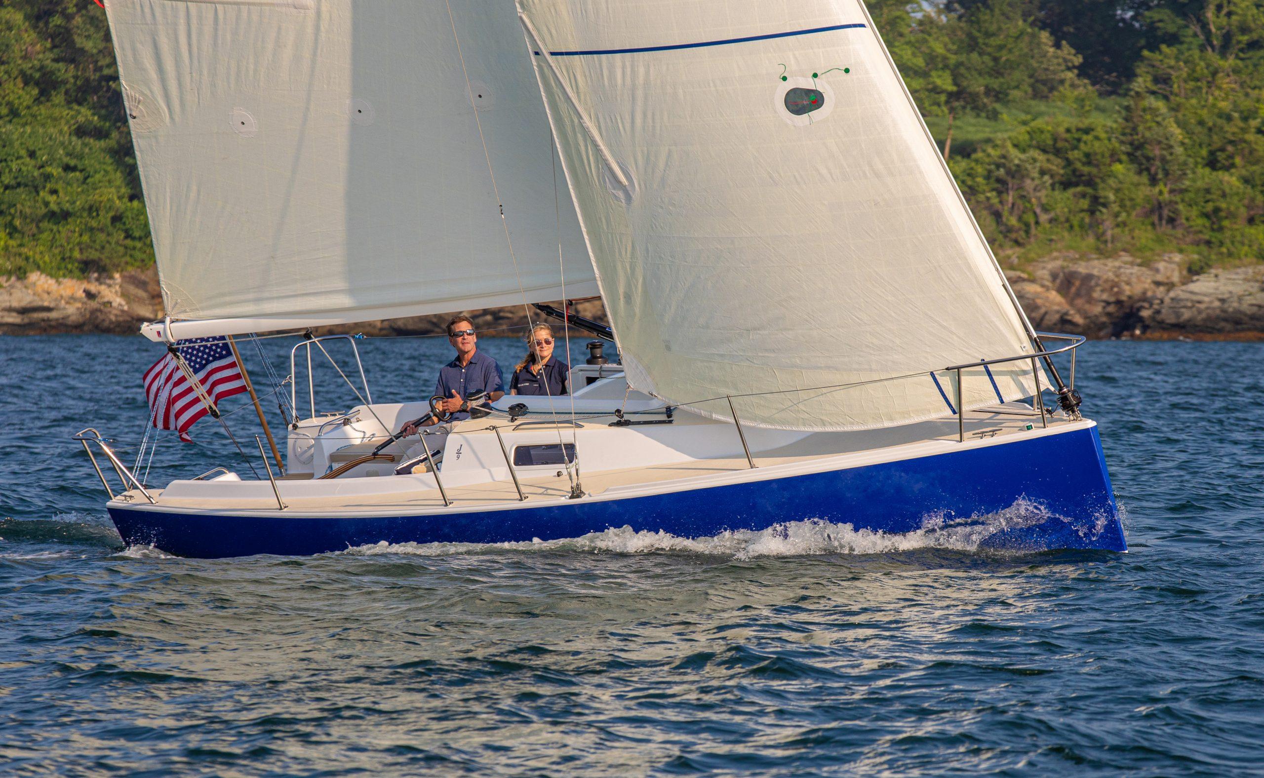 J/Boats Goes Electric With Torqeedo Pod Drive thumbnail