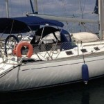Dufour 45 Classic: Bluewater Sea Trial
