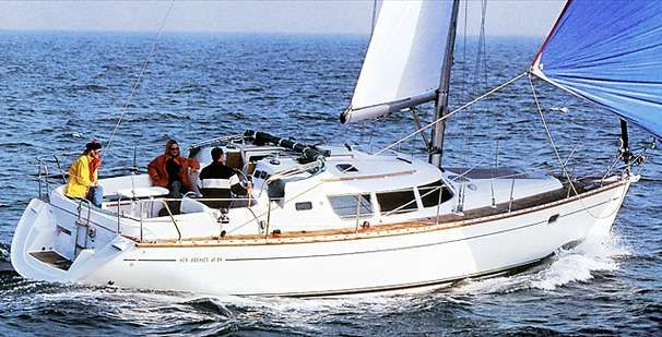 Perry Design Review Jeanneau Sun Odyssey 40 Ds Boats Com