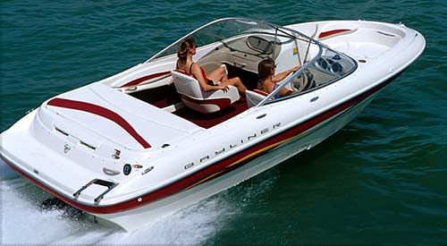 Bayliner's 215 Capri Sport LX has been updated and upgraded for 2001.