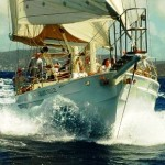 Classic Yachts at Antigua