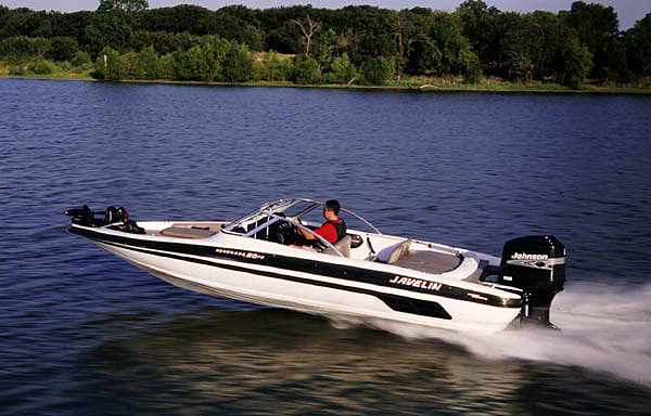 Javelin renegade 20 fish ski one two punch for Fish and ski