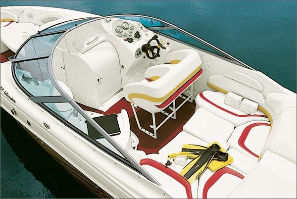 Baja 292 Islander Water Adventure Vehicle W A V Boats Com