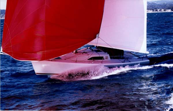 Ultimate Sailboats Antrim 27: Bob Perry Design Review