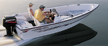 The Triumph 150 Fish Gives Anglers Options In A Smaller Yet Durable Hull