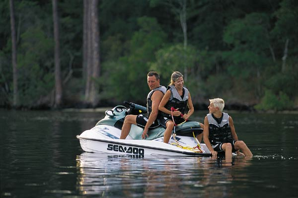 Sea-Doo GTi: Right on Target - boats com