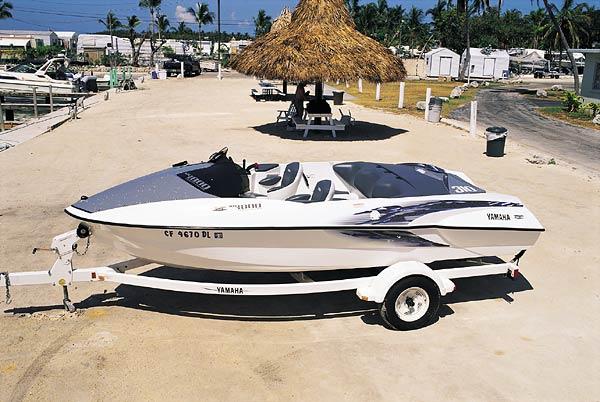 Yamaha XR1800 - boats com