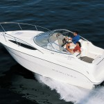 Bayliner 2455 Ciera Sundbridge: Pocket Cruiser