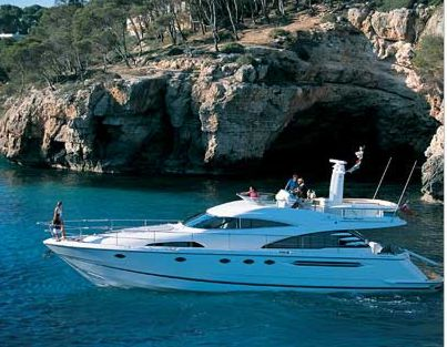 The Fairline Squadron 58 is the latest member of a family of motoryachts from 52 to 65 feet long.
