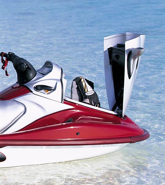 Kawasaki 1100 STX D.I. - boats.com