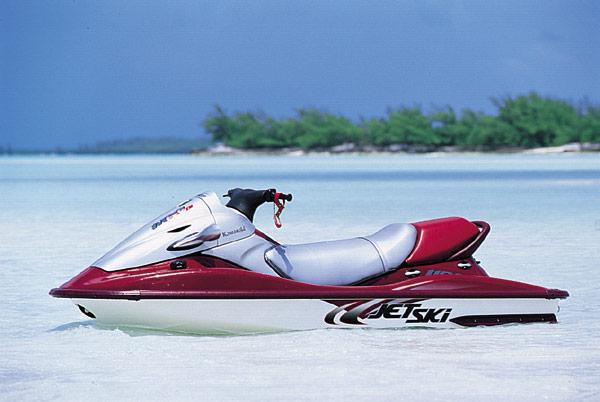kawasaki 1100 stx d.i. - boats