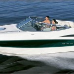 Maxum 2300 SC: Classy Cuddy